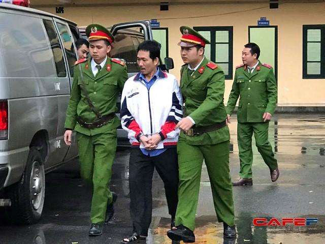 Ông Trần Văn Bình, cựu Giám đốc Công ty Trung Dung.