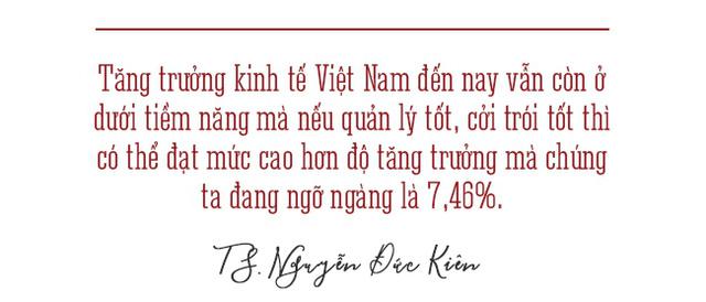 Ông Nguyễn Đức Kiên: Kinh tế Việt Nam tăng trưởng ngoạn mục khiến nhiều dự báo trở nên lạc hậu - Ảnh 7.