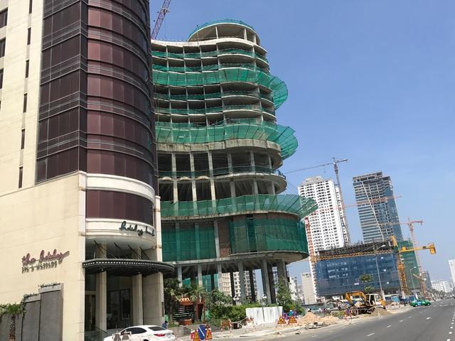 Dự án khách sạn cao cấp Holiday Beach sẽ cung cấp cho thị trường Đà Nẵng gần 500 căn condotel.
