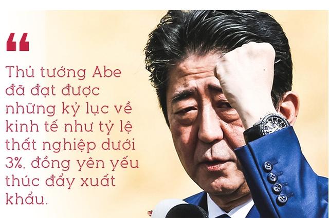 Thủ tướng Nhật Bản Shinzo Abe: Trở lại đỉnh vinh quang từ vũng lầy, làm nên lịch sử sau khi mất tất cả - Ảnh 9.