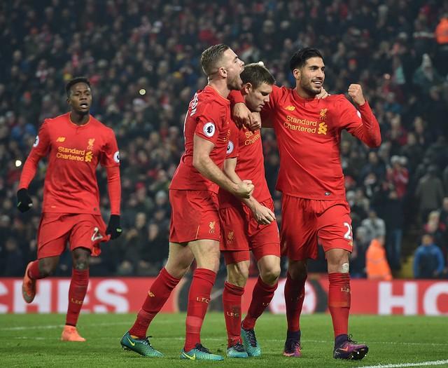 3. Liverpool - 146,1 triệu bảng. Ảnh: Daily Star.