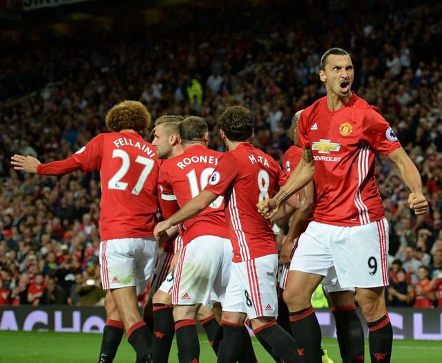 5. Manchester United - 141,1 triệu bảng. Ảnh: Daily Star.
