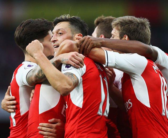 6. Arsenal - 139,6 triệu bảng. Ảnh: Daily Star.