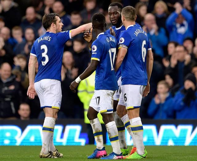 7. Everton - 127,8 triệu bảng. Ảnh: Daily Star.