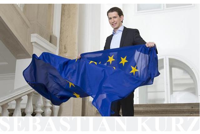 """27 tuổi làm Ngoại trưởng, 31 tuổi sắp trở thành Thủ tướng, """"làn gió mới"""" Sebastian Kurz là ai? - Ảnh 2."""