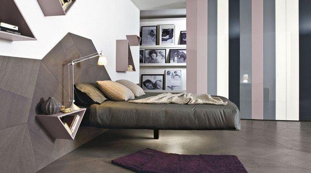Không chỉ đẹp, mới lạ, thông thoáng mà việc sử dụng những chiếc giường thế này còn giúp con người dễ dàng vệ sinh, lau sàn nhà.