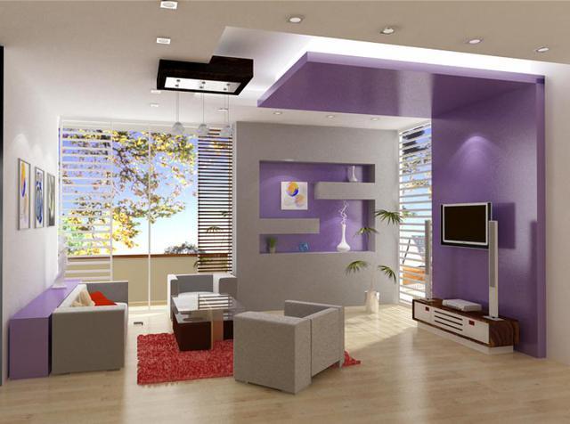 Tường thạch cao có thể treo vật nặng như tivi, khung tranh ảnh lớn và thậm chí cả tủ kệ bếp...