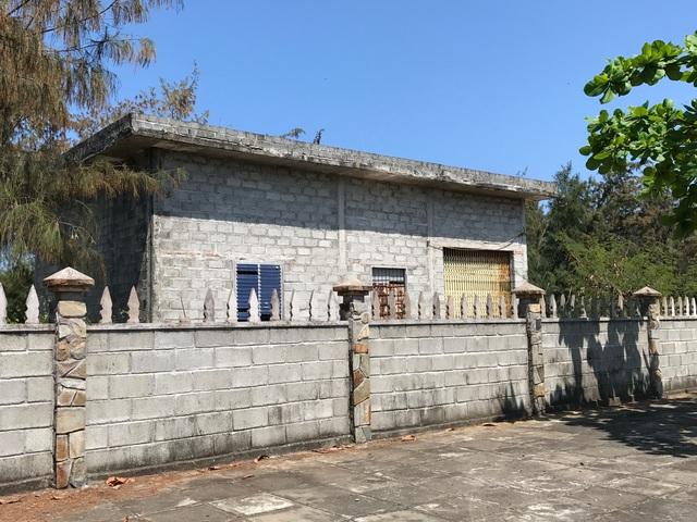 Khu resort rộng 28ha của Thuận Thảo cũng trong tình trạng tương tự