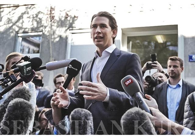 """27 tuổi làm Ngoại trưởng, 31 tuổi sắp trở thành Thủ tướng, """"làn gió mới"""" Sebastian Kurz là ai? - Ảnh 7."""