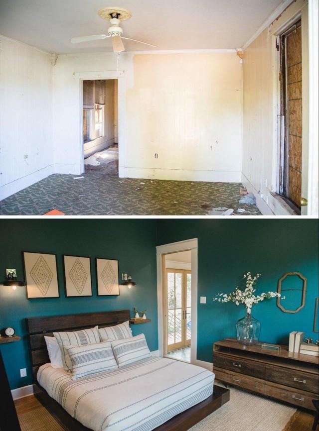 Sau khi cải tạo ngôi nhà được giao bán với giá tới gần 1 triệu USD, gấp hơn 35 lần so với giá trị ban đầu.
