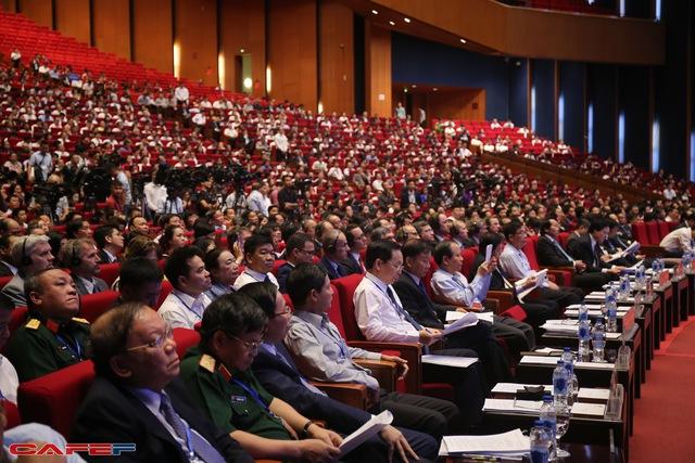[Trực tiếp] Thủ tướng ký ngay một văn bản tại hội nghị chấn chỉnh việc thanh kiểm tra khiến doanh nghiệp bị làm khó - Ảnh 2.