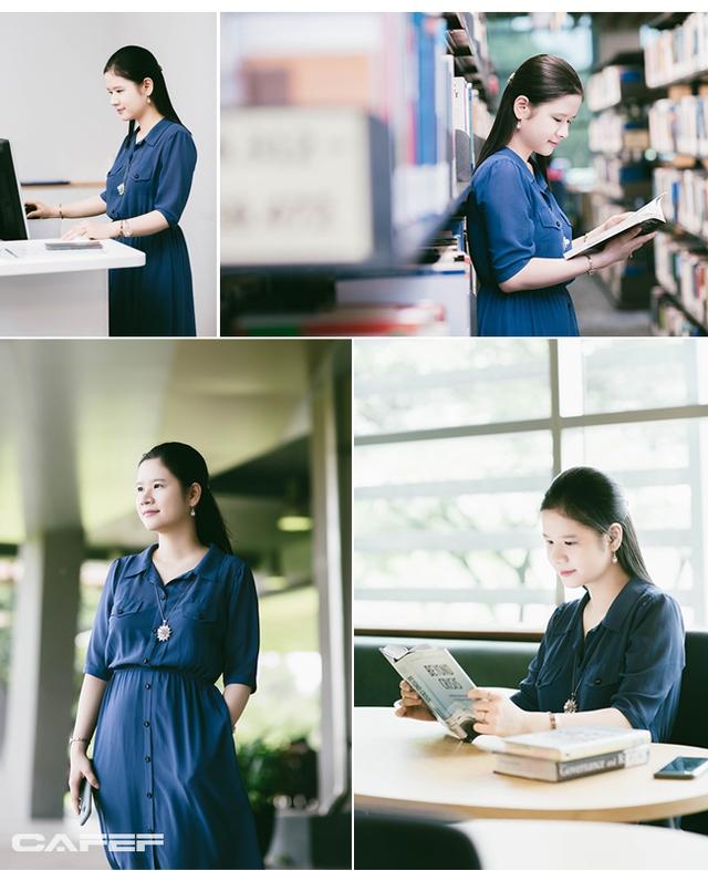 Lê Thái Hà: Nữ giảng viên có thời gian hoàn thành luận án Tiến sĩ ngắn kỷ lục tại Đại học số 1 Singapore - Ảnh 9.