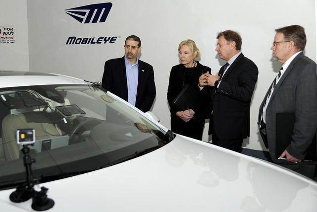 Mobileye, một công ty công nghệ Israel, đã được Tập đoàn Intel mua lại với mức giá kỷ lục 15,3 tỷ USD.
