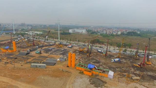 Hạ tầng hoàn thiện đang là lực đẩy cho các dự án đất nền phía Tây.