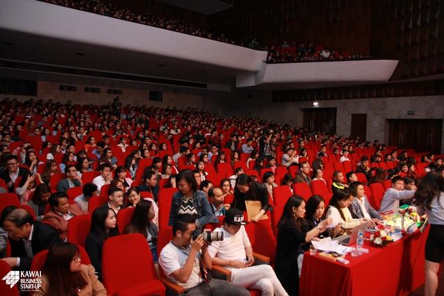 Hội trường sân khấu: Địa điểm rộng hơn, hoành tráng hơn của Cung Văn hóa Hữu nghị Việt Xô đã sẵn sàng cho cuộc đối đầu gay cấn phía trước