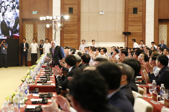 Đặc biệt, hội nghị có sự tham dự của Thủ tướng Chính phủ Nguyễn Xuân Phúc.
