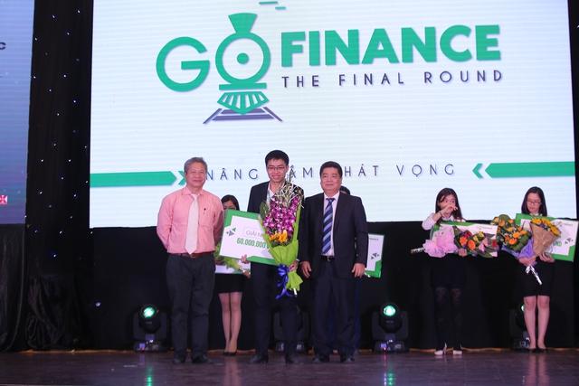 Anh Nguyễn Anh Tuấn - Quán quân cuộc thi Go Finance 2017