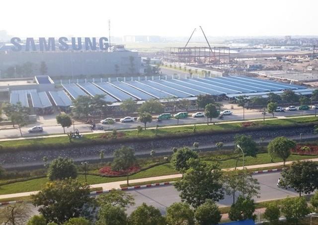 Bắc Ninh là thủ phủ của nhiều khu công nghiệp lớn