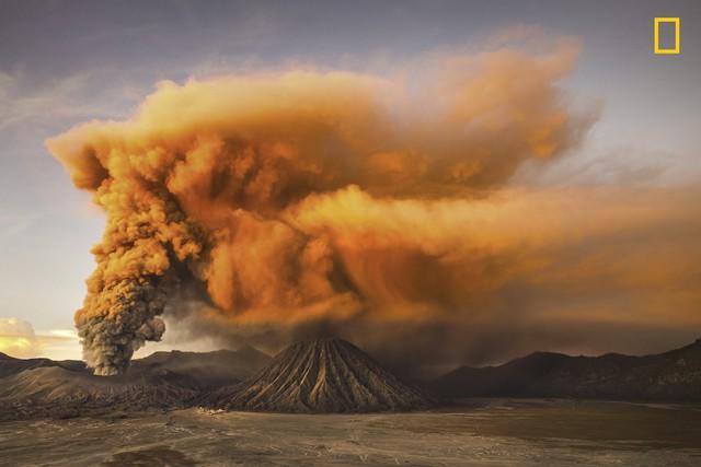 """""""Núi Bromo của Reynold Riksa Dewantara giành giải khuyến khích."""