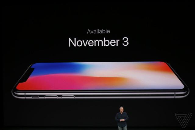 Siêu phẩm mới có thể đến tay người dùng vào ngày 3/11.