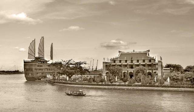 Bến Cảng nhà Rồng - TP.HCM
