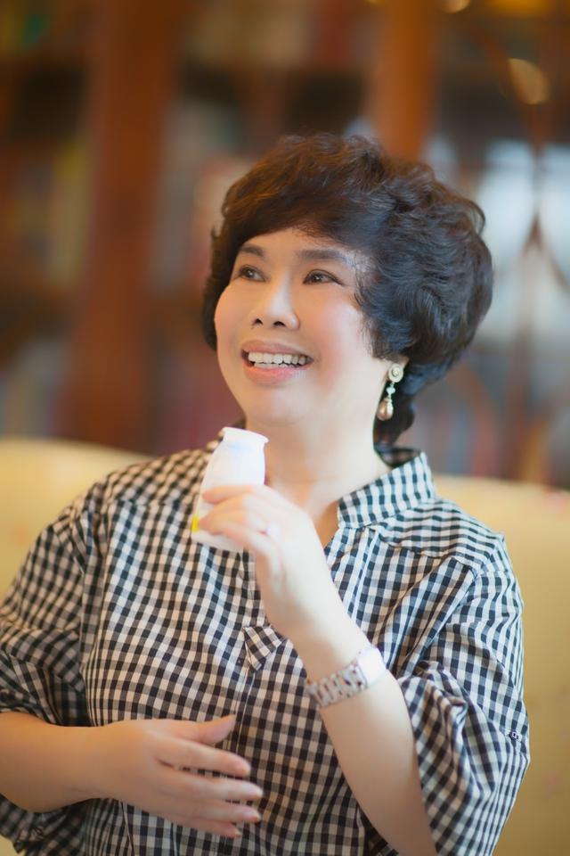 Bà Thái Hương - CEO của Ngân hàng Bắc Á.
