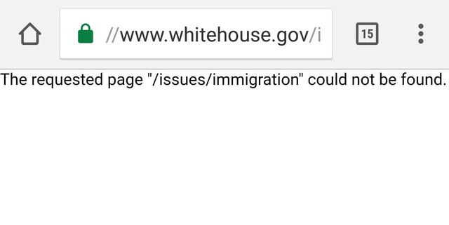 Vấn đề di cư không thể tìm thấy.