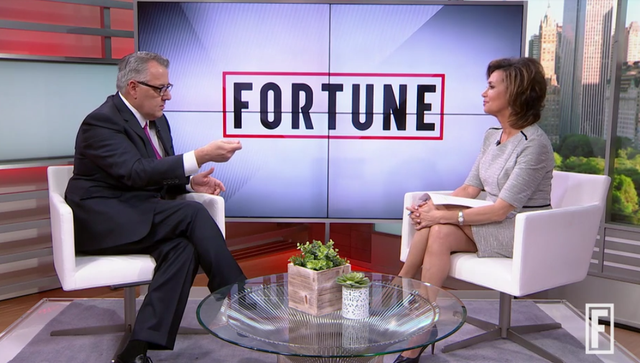 CEO Motorola Solutions trong cuộc phỏng vấn với trang Fortune