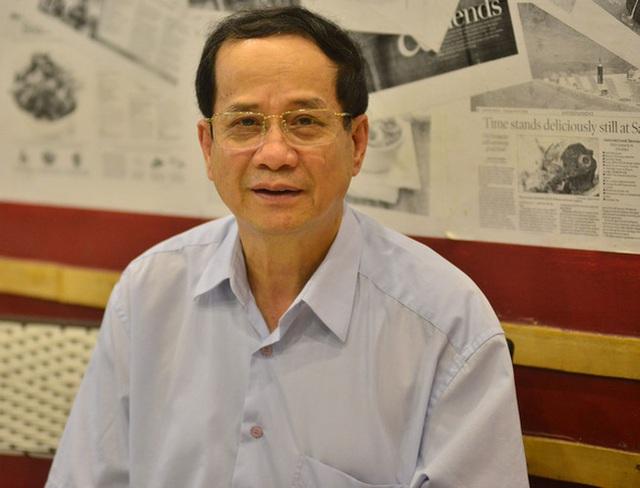 PGS.TS. Ngô Trí Long, nguyên Viện trưởng Viện Nghiên cứu thị trường giá cả, Bộ Tài chính