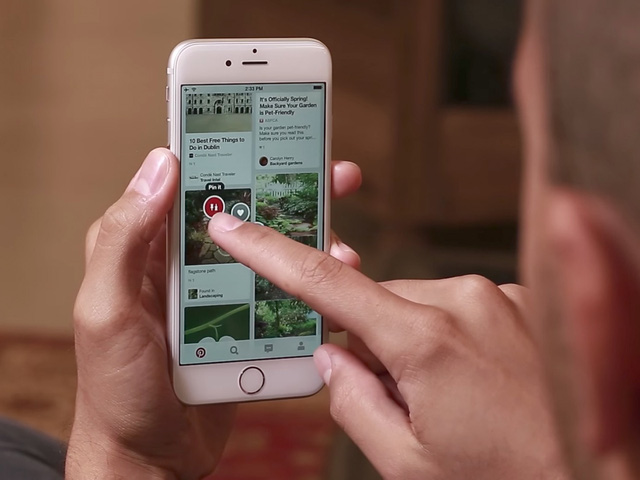 Trang chia sẻ ảnh Pinterest nhằm trực tiếp vào đối tượng là những người có nhu cầu sử dụng ảnh trên Internet. Phương thức quản lý và sưu tập ảnh giúp nó cạnh tranh được với các mạng xã hội hiện hữu. Với 175 triệu lượt dùng mỗi tháng, công ty này có giá 12 tỷ USD.