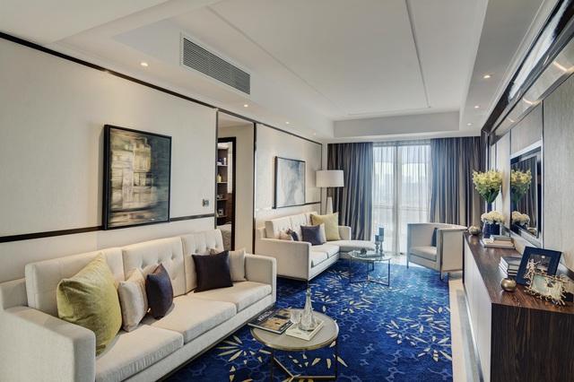 Chung cư D1MENSION năm ở trung tâm quận 1 thuộc khu vực có giá căn hộ cho thuê đắt bậc nhất TPHCM.