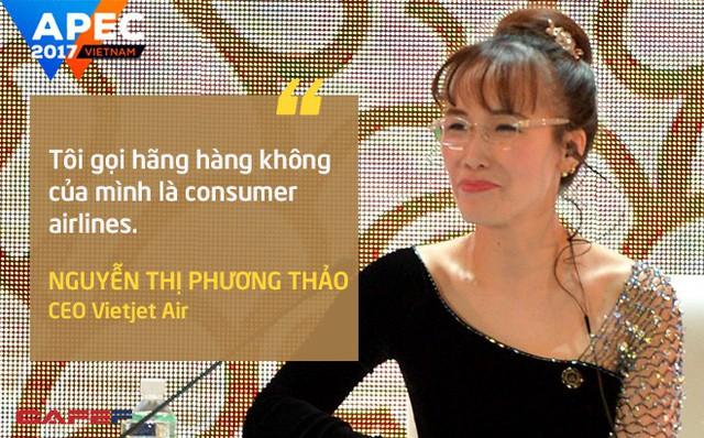 APEC CEO Summit 2017: Nữ tỷ phú Nguyễn Thị Phương Thảo bật mí chiến lược độc đáo mà Vietjet sắp thực hiện - Ảnh 1.