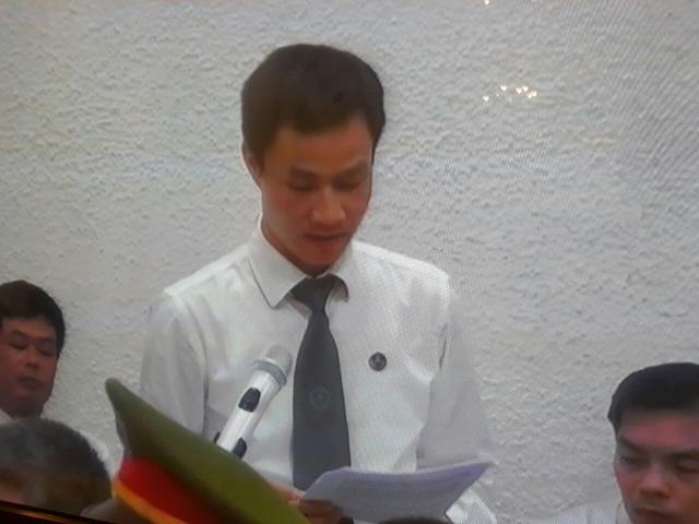 Phiên tòa chiều 14/9: Luật sư đề nghị HĐXX xem xét kỹ khi phán quyết tội với Nguyễn Xuân Sơn và Nguyễn Minh Thu - Ảnh 1.