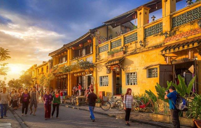 Hội An đang trở thành điểm du lịch hấp dẫn bậc nhất miền Trung.