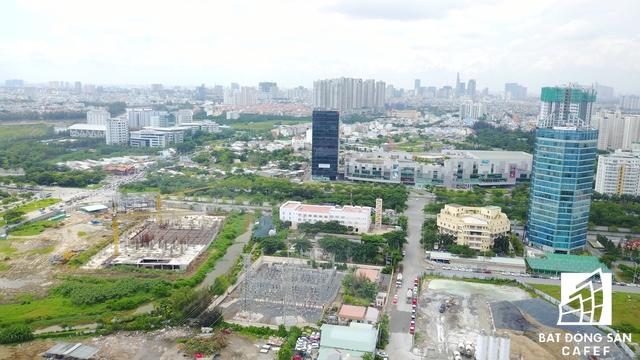 Khu vực huyện Nhà Bè có một số doanh nghiệp địa ốc có tên trong danh sách của Bộ Tài nguyên và Môi trường