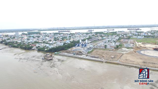 Nhiều chuyên gia đánh giá, sau khi dự án chống ngập này hoàn thành, dự báo việc thoát ngập sẽ giúp đẩy giá nhà đất khu TP.HCM tăng cao.