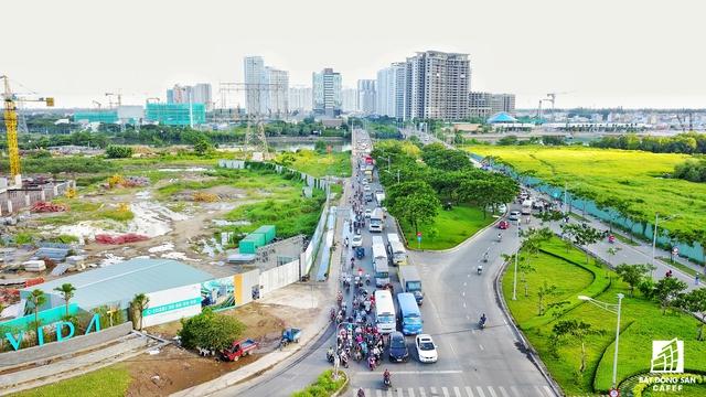 Nhiều tuyến đường mới sẽ được đầu tư mở rộng, xây mới cho khu vực phía Nam Sài Gòn, trị giá hàng chục nghìn tỷ đồng.