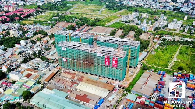 Ăn theo hạ tầng khu Đông và khu liên hợp thể thao Rạch Chiếc, giá bán căn hộ Him Lam Phú An cũng đã tăng từ 100-300 triệu mỗi so với cách đây hơn 1 năm.