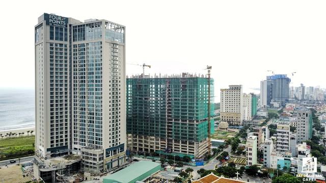 Năm 2016, theo thống kê của Tập đoàn tư vấn và quản lý BĐS CBRE, chỉ tính trong nửa đầu năm 2016, thị trường condotel ở Đà Nẵng chứng kiến sự tăng trưởng mạnh về nguồn cung với 2.436 căn, nâng tổng nguồn cung căn hộ khách sạn tăng lên 3.084 căn.