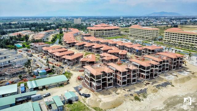Đây là một trong nhiều dự án đã được chuyển nhượng cho đối tác khác trên thị trường BĐS nghỉ dưỡng Đà Nẵng trong năm 2017.