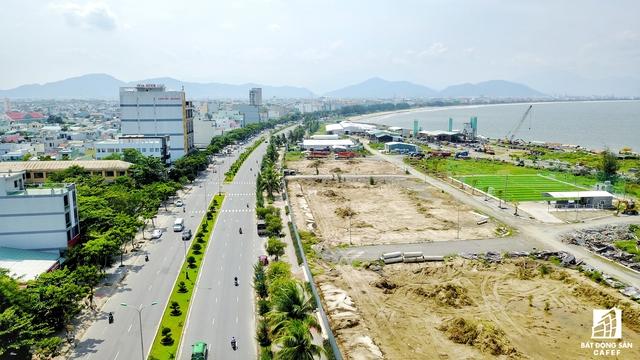 Dự án tọa lạc tại một vị trí đắc địa bậc nhất của thành phố Đà Nẵng, giao thông thuận lợi.