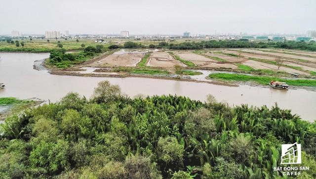 Vụ việc công ty địa ốc Alibaba rao bán đất dự án không phải của mình đã làm chính quyền TP.HCM một phen đau đầu.