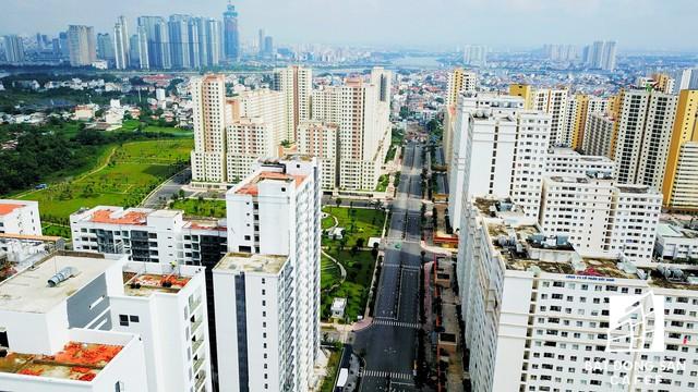TP.HCM vừa chính thức rao bán đấu giá 3.790 căn nhà tái định cư tại Khu chung cư Bình Khánh để có thể thu về hơn 9.000 tỷ đồng.
