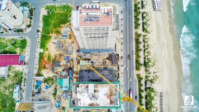 Chỉ tính trong nửa đầu năm 2016, thị trường condotel ở Đà Nẵng chứng kiến sự tăng trưởng mạnh về nguồn cung với 2.436 căn, nâng tổng nguồn cung căn hộ khách sạn tăng lên 3.084 căn.