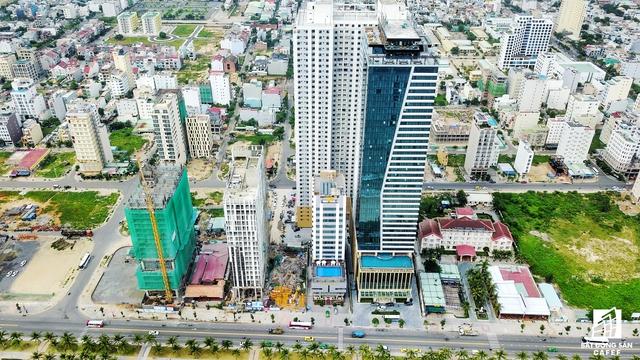Tổ khợp condotel Mường Thanh Đà Nẵng với hơn 1.000 căn vừa được đưa vào sử dụng.