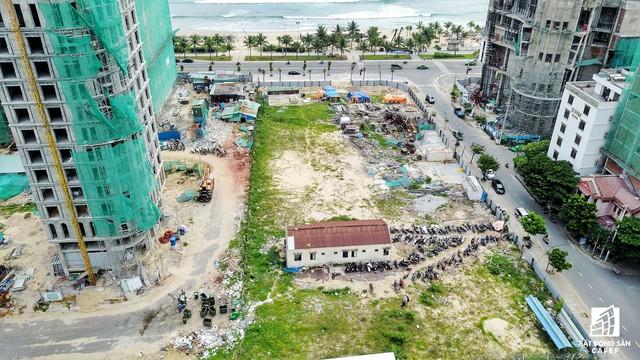 Nhiều dự án condotel bắt đầu lan tỏa đến khu vực giáp ranh với tỉnh Quảng Nam.