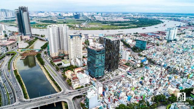 Trong tương lai, ngay sau khi khu cảng được di dời về vị trí mới, nơi này sẽ trở thành một khu đô thị sầm uất.