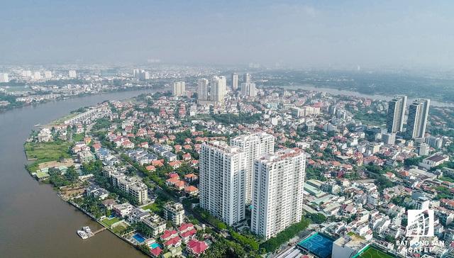 Đi theo sau sự phát triển của các dự án hạ tầng trên, hàng loạt dự án căn hộ từ trung cấp cho đến cao cấp tại khu vực Thảo Điền cũng đang được đầu tư hàng loạt như: Masteri Thảo Điền, Thảo Điền Pearl, Gateway Thảo Điền, Metropolis Thảo Điền, Tropic Garden, The Ascent...