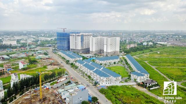 Cũng ở khu Đông, Khang Điền còn triển khai thêm khu villa Merita ở quận 9.