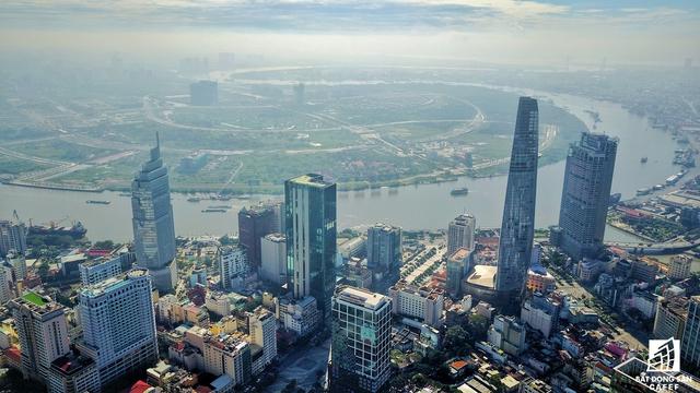 Vùng phát triển siêu dự án đại lộ ven sông của tập đoàn Tuần Châu đề xuất